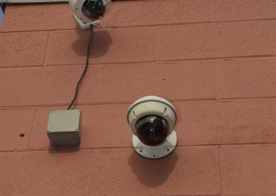 Safe-Cam on building