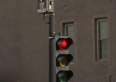 Safe-Cam on Stoplight